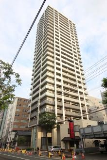 ブランズタワー札幌1701号室 外観